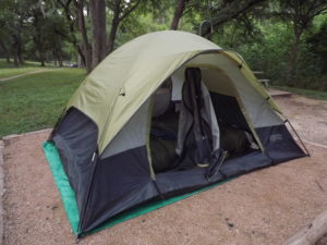 ohio parks camping