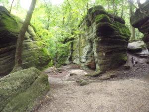 nelson kennedy ledges state park