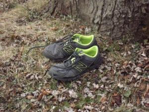 trail running Ohio