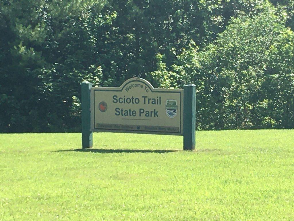 scioto trail state park